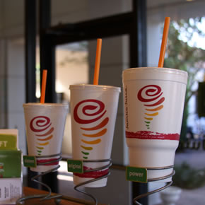 The Walk Of Coral Springs - Jamba Juice