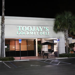 The Walk Of Coral Springs - TooJay's